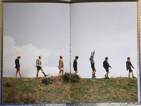BTS albüm fotoğrafları, fotoğrafçı Faucon'dan çalıntı mı?