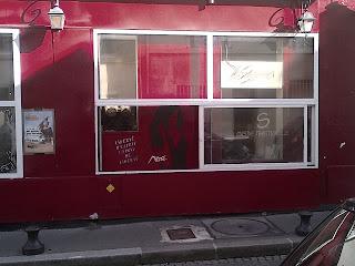 Devanture de restaurant stylée  Buttes-aux-Cailles