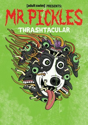 Mr. Pickles - 3ª Temporada Desenhos Torrent Download capa