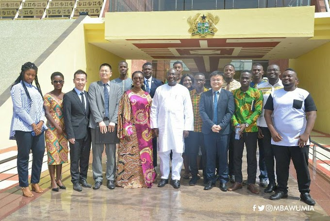 Government will Work to Bridge Knowledge Gap in Ghana - Vice President Bawumia
