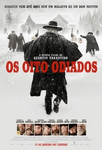 Os Oito Odiados Dual Áudio AVI + Torrent 720p e 1080p  Download