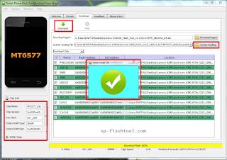 MTK SP Flash Tool Latest Version V5.1620 Free Download