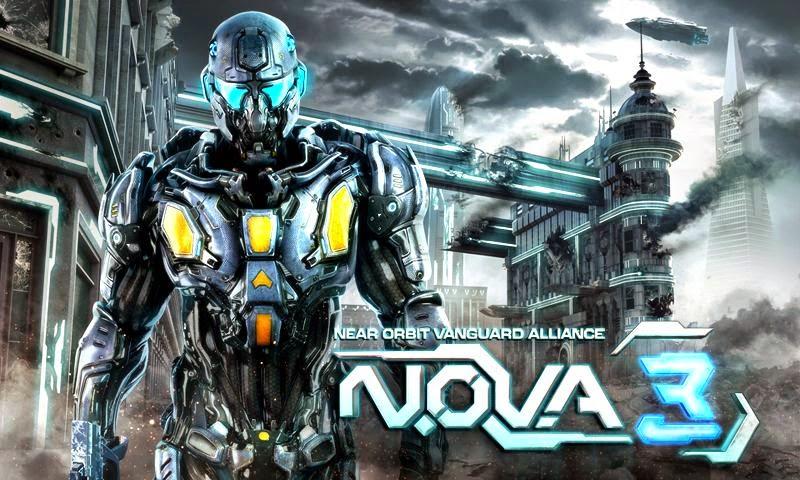 حصرياااا....لعبة N.O.V.A. 3: Freedom Edition ولعبة Dead Effect