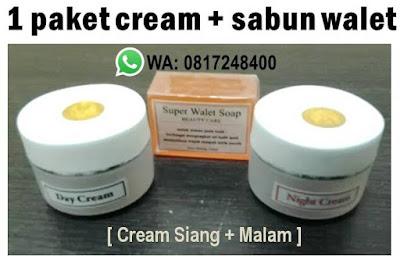 cream walet , sabun walet , krim walet putih , cream walet murah , masker kecantikan wajah , BB night cream , harga cream walet