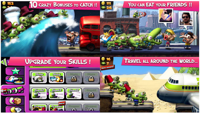 Zombie Tsunami MOD Unlimited Money APK Android