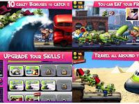 Zombie Tsunami MOD Unlimited Money APK Android v3.6.6 Terbaru