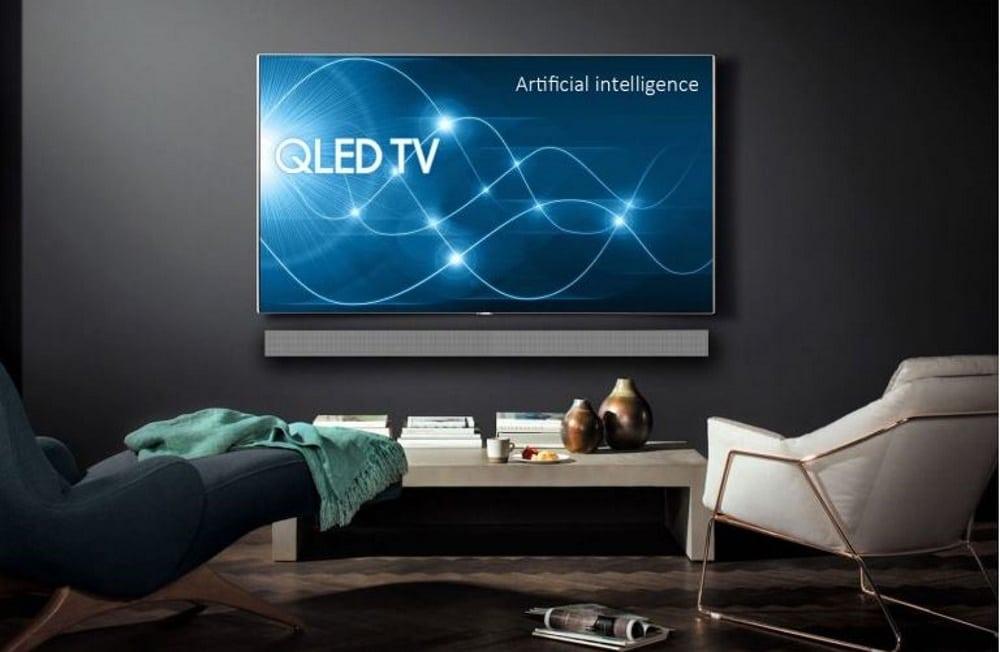 سامسونج تكشف عن تلفاز QLED 8K ثوري يحسن جودة الصور