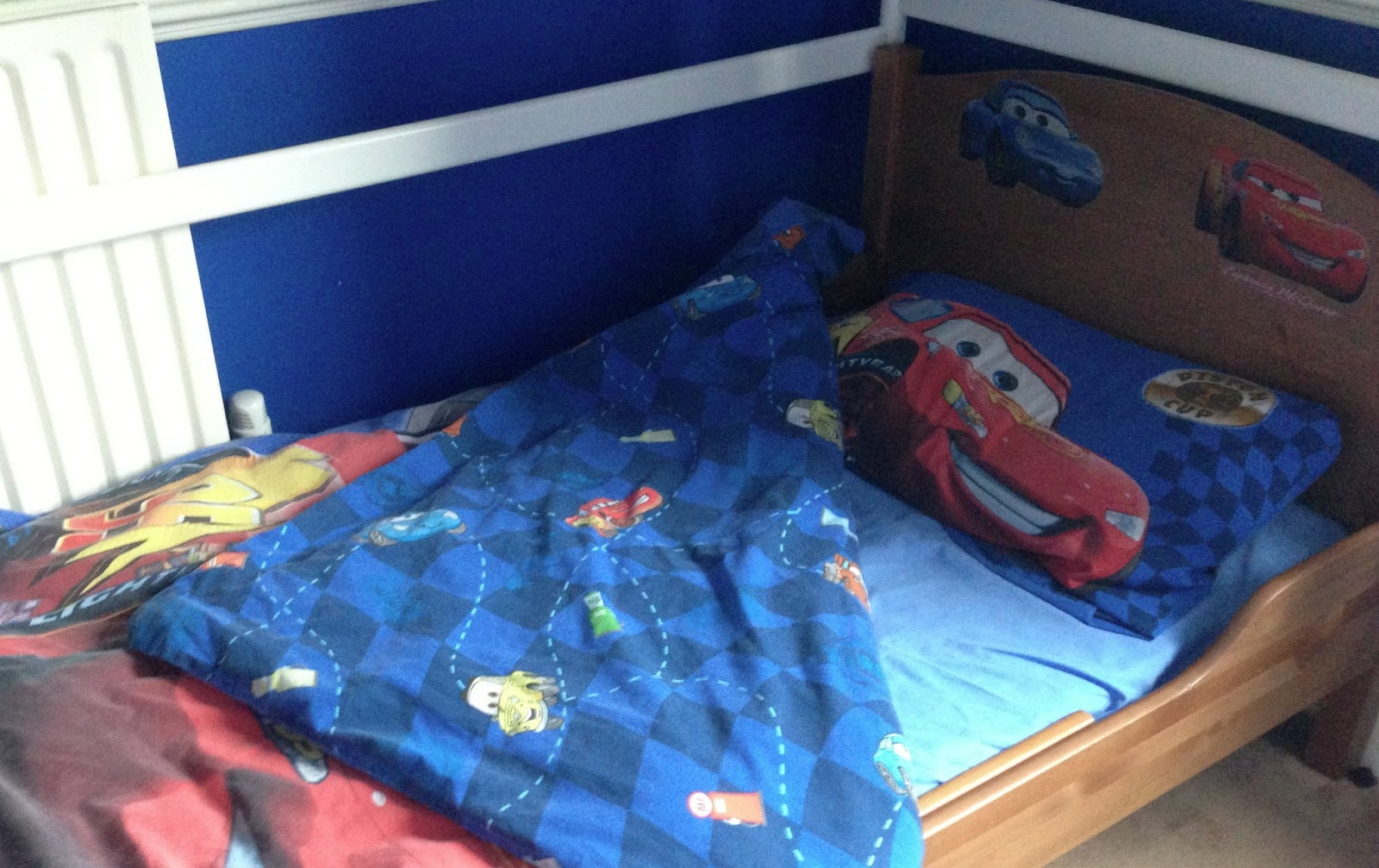 Big boy bed