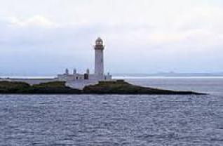 Flannan Isles Lighthouse is a lighthouse near the highest point on Eilean Mòr, one of the Flannan Isles in the Outer Hebrides off the west coast of Scotland. It is best known for the mysterious disappearance of its keepers in 1900