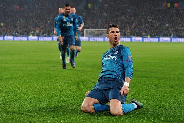 Ligue des Champions: le Real Madrid atomise la Juventus grâce à un fantastique Ronaldo