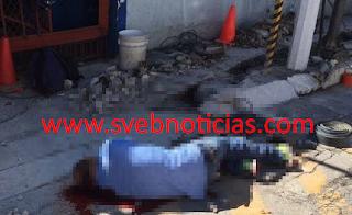 Este Martes ejecutaron a un empleado de Telmex en Cordoba Veracruz