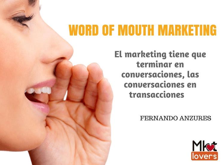 Ejemplos de Marcas que hacen un Gran Marketing Voz a Voz