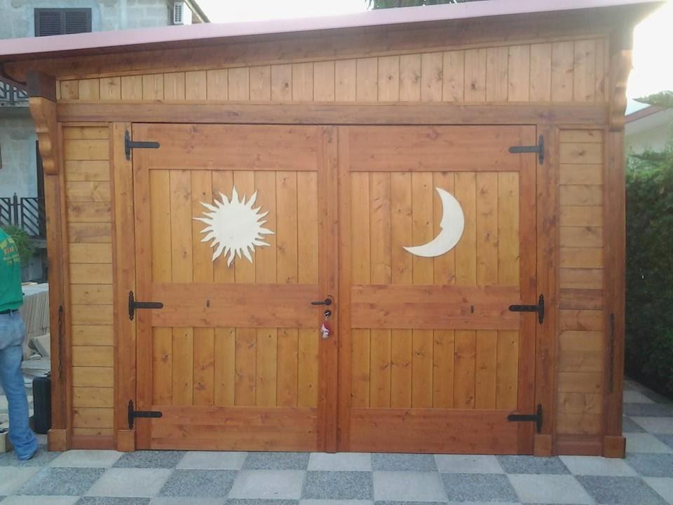 Porta Garage In Legno Fai Da Te Fai Da Te Con Il Legno Ecco 10 2
