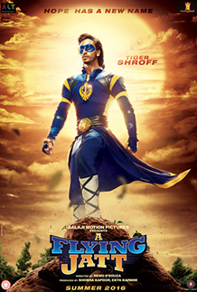 Download Film A Flying Jatt (2016) HDRip 720p Subtitle Indonesia