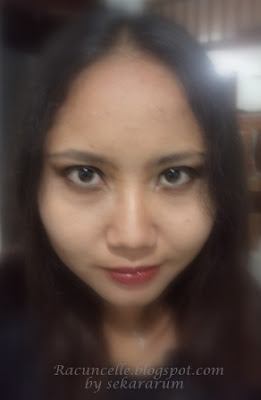 Vampire Look By Racun Warna Warni