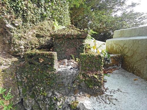クワギブク嶽(金満の杜) 古墓の写真
