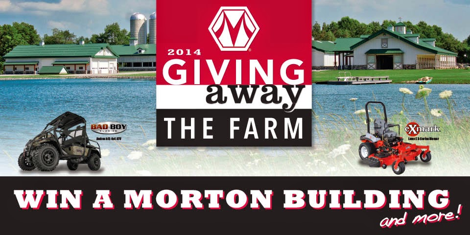 Morton is Giving Away the Farm