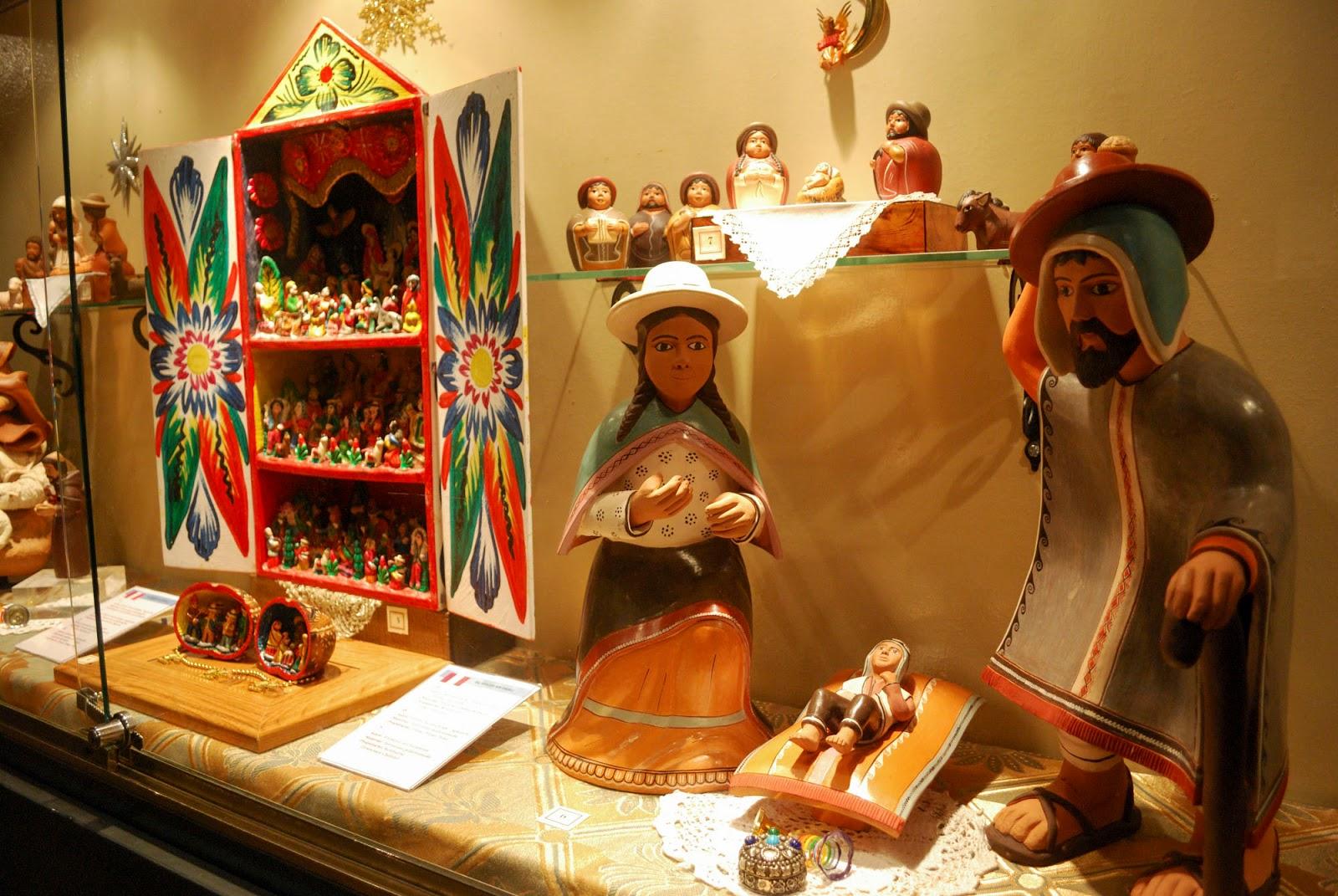 santuario arenas san pedro belen exposicion navidad