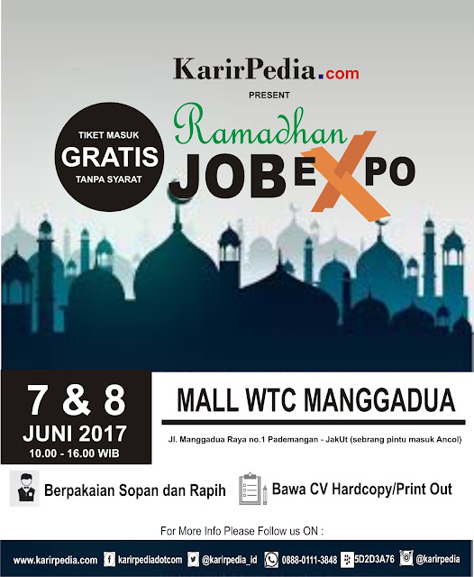 ramadhan job expo