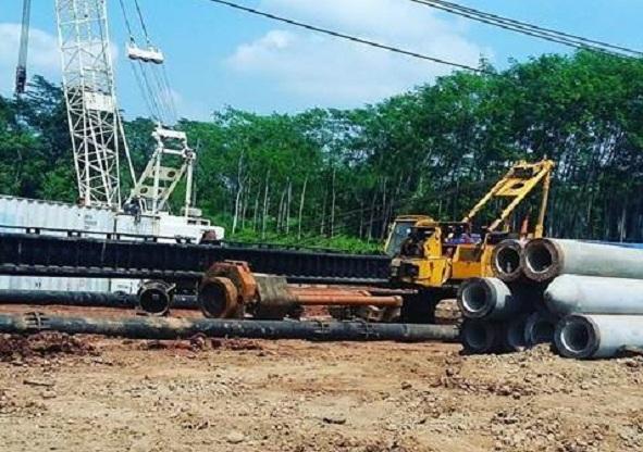 Proyek Jalan Tol Di Kabupaten Batang