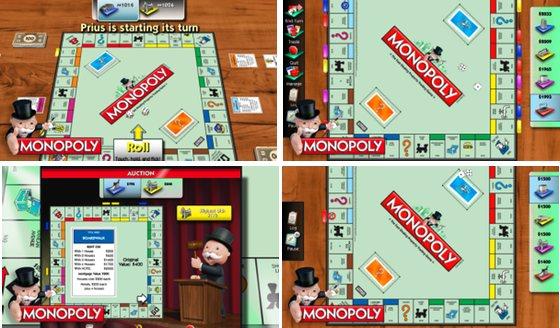 """El clásico juego ha sido renovado para BlackBerry PlayBook y ofrece un nuevo modo de partida que permite la inmersión en un juego interactivo. Además el nuevo Monopoly dispone de varios niveles, así como consejos y trucos para mejorar la estrategia. Para los más expertos, el modo """"Play Now"""" ofrece un juego con hasta tres otros jugadores o jugar contra la máquina en el juego. Monopoly está disponible en BlackBerry App World por sólo 9,99 dólares. Descarga ya el juego del Monopoly para BlackBerry PlayBook. Fuente:lablackberry"""