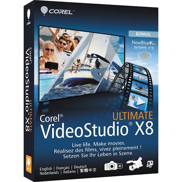 corel videostudio ultimate x6 keygen