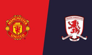 Manchester United vs Middlesbrough: Rooney dan Shaw Absen