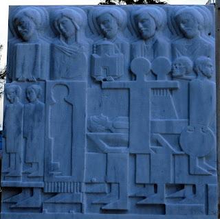 το μνημείο της Μικράς Ασίας στην Καλαμάτα