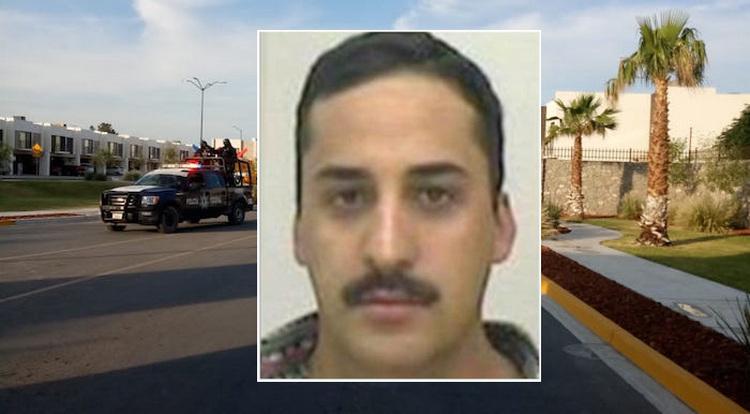 """Tras cateo, capturaron a """"El Sixto"""", líder de la Línea y brazo armado del Cártel de Juárez."""