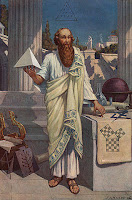 The History of Flat Earth Pythagoras