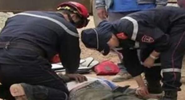 شتوكة ايت باها:مصرع عامل بأحد المقالع بإمي مقورن