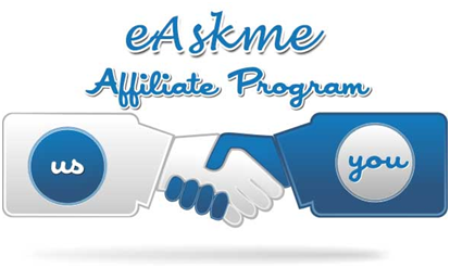 eAskme Affiliate Program review : Make Money without restriction