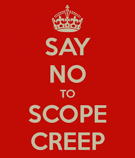 Scope Creep  when to fire your client