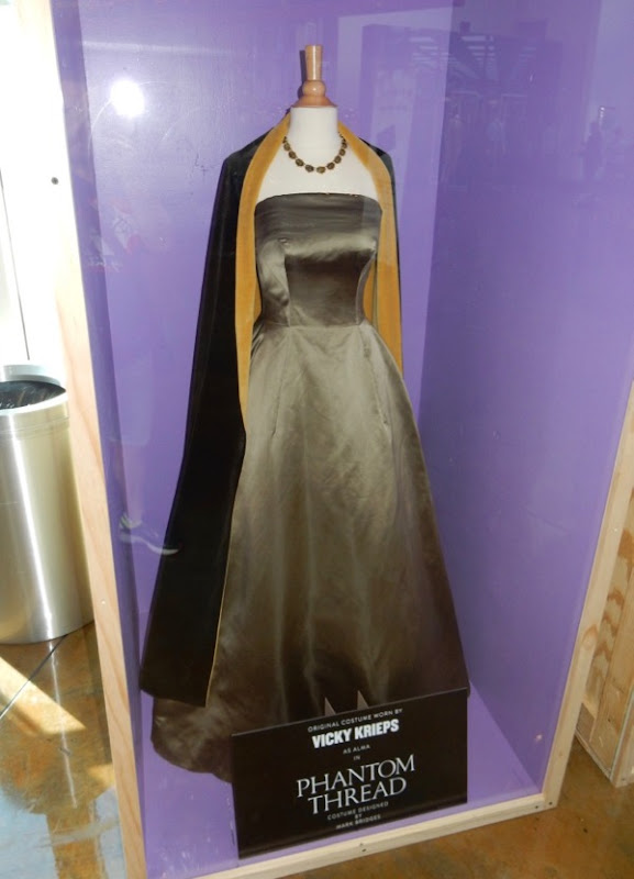Vickey Krieps Phantom Thread Alma movie costume