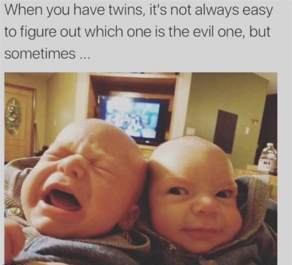 Difference Between Twins