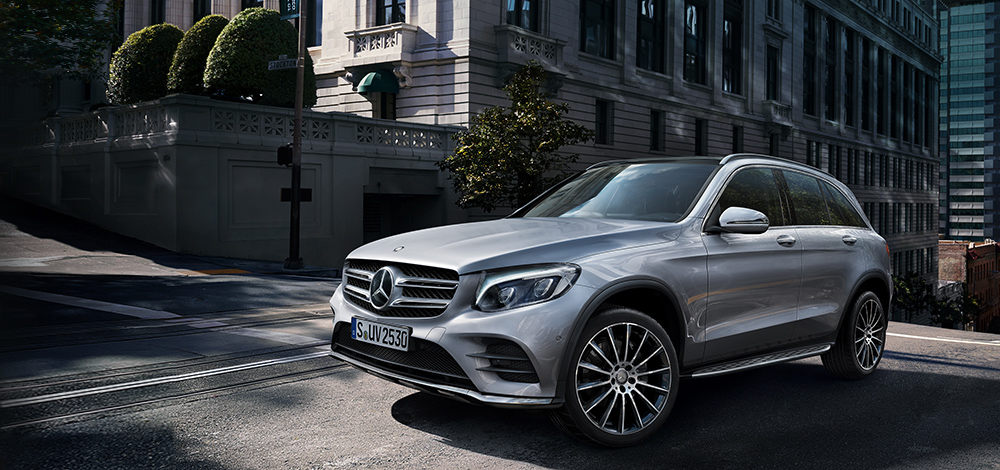 Mercedes GLC SUV | Prima generazione