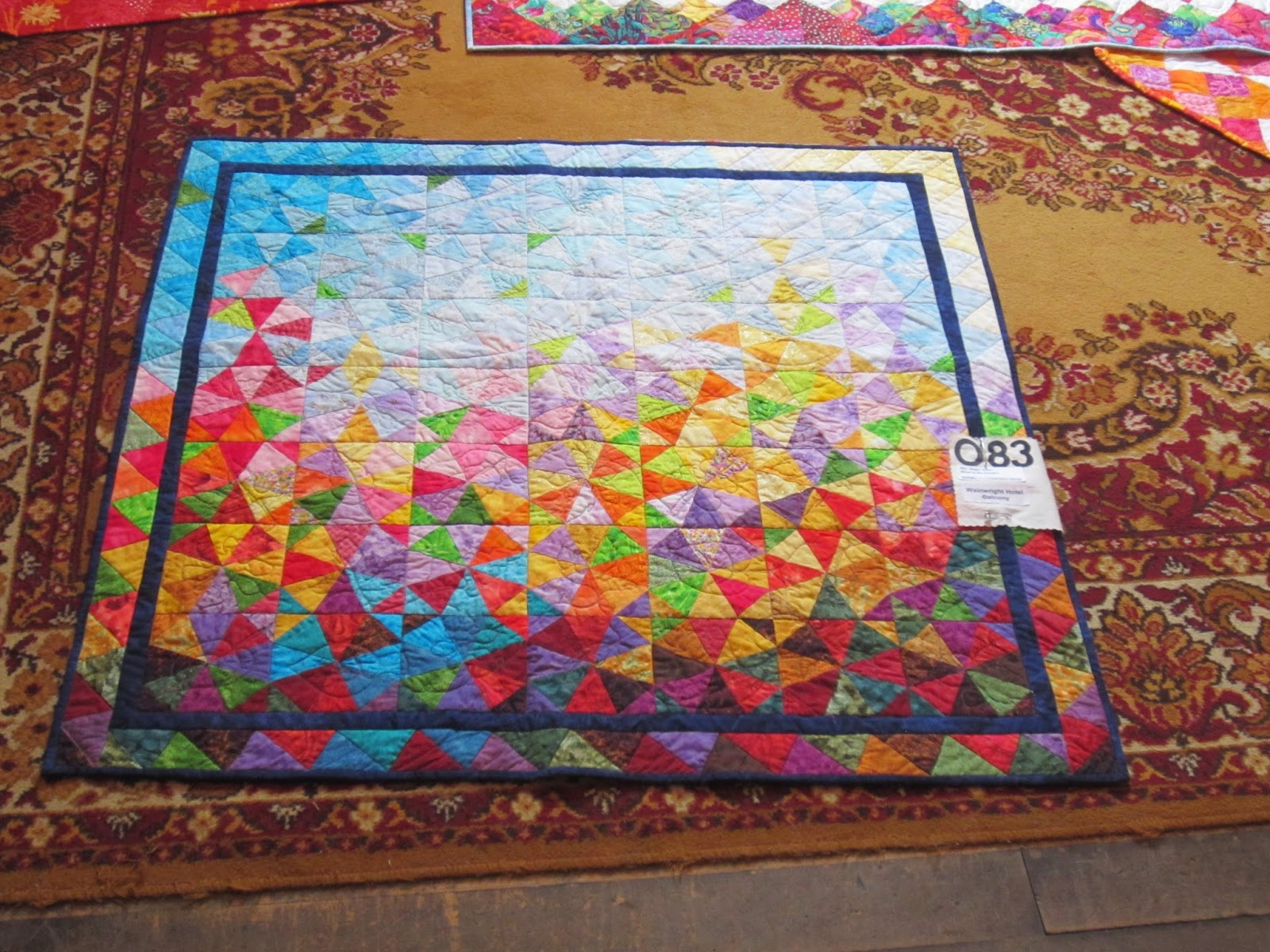 Quilting Momma Amp The Youngest Heritage Park Festival Of