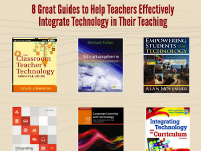 8 Books to Help You Make The Best of Technology in Your Instruction
