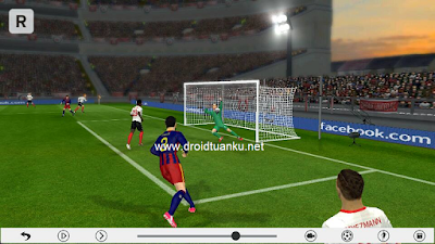 Download Dream League Soccer Mod PES