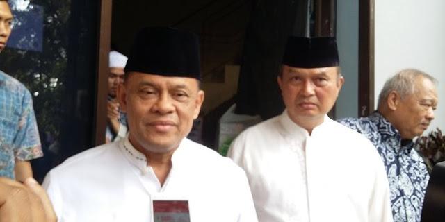 Astaghfirullah, Gatot Nurmantyo sebut yang melarang bicara politik di masjid tak tahu tentang agama