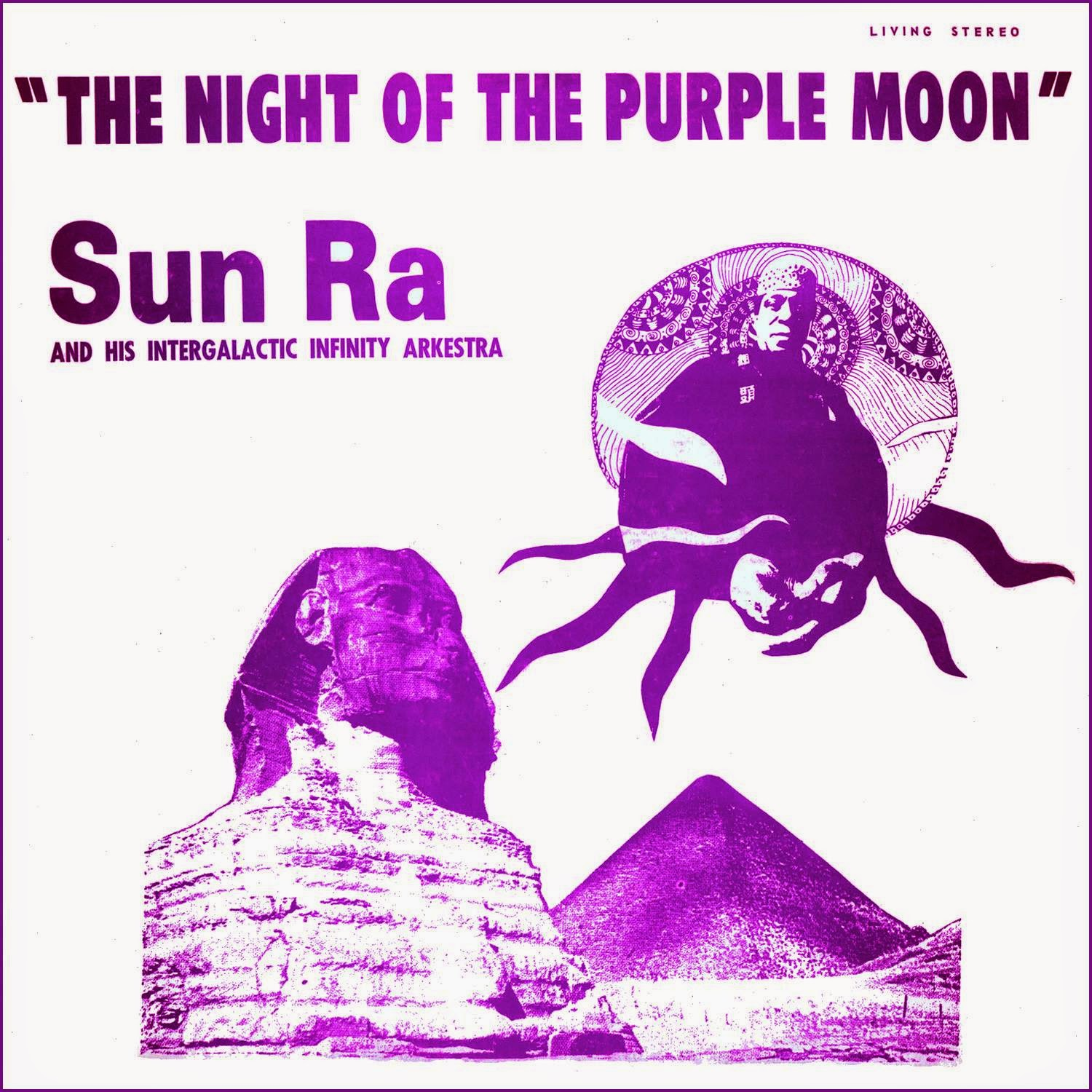 19700000 RLC2 163 The Night of the Purple Moon [2014 Remaster Thoth Intergalactic IR 1972] New York, NY