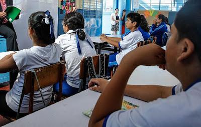 Suspenden clases en institutos de educación superior donde habrá sufragio