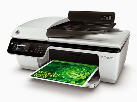Baixar HP Officejet 2620 controlador para o Windows 8, Windows 7 e impressora mac.