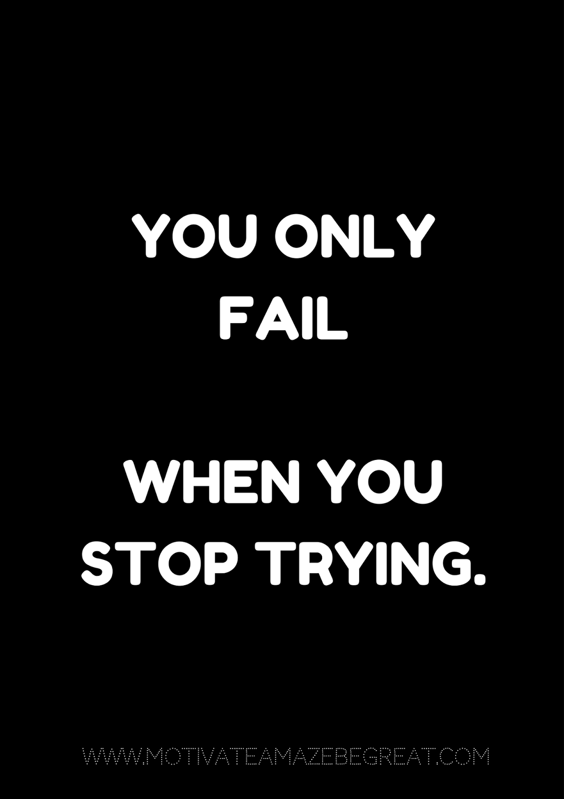 27 Self Motivation Quotes And Posters For Success - Motivate ...