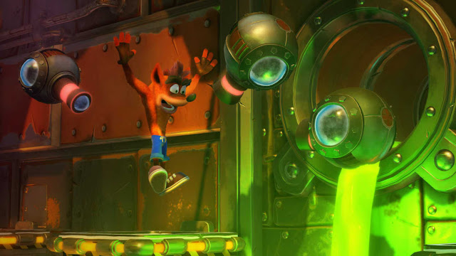 IniDia! Screenshot dan Trailer Game Crash Bandicoot N. Sane Trilogy 9