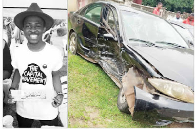 NYSC Member Dies In Abuja Crash, Friend Blames Police