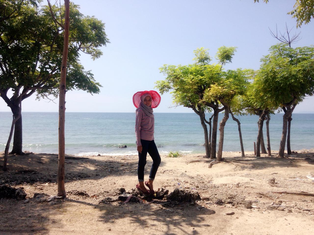 Fashion Hijab Model Baju Hijab Casual Untuk Liburan Ke Pantai