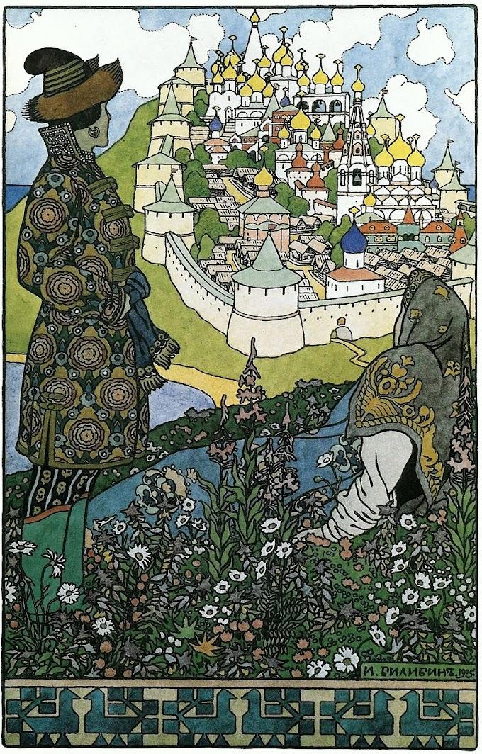 Buyan The Mythical Island