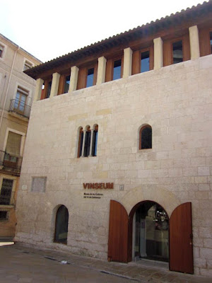 Vinseum en Vilafranca del Penedés