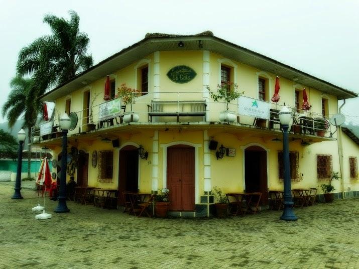 Casarão Histórico de Porto Belo